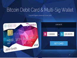 E-Coin Releases Virtual Bitcoin Debit Cards
