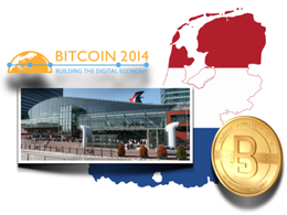 Live from Amsterdam – Bitcoin conference