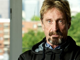 John McAfee: 'There Are Tremendous Technology Problems With Bitcoin'