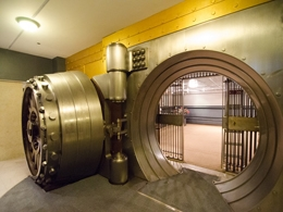 "Crypto Vault Creates Fire-Resistant ""Vault Coin"""