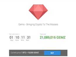 Social Messaging App Gems Raises Over $450k In Less Than One Week