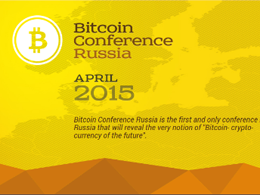Bitcoin Conference St. Petersburg 2014 Part 1