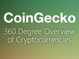 CoinGecko: 360 degree overview on Cryptocurrency! Exclusive Interview
