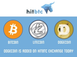 Hitbtc announces the addition of Dogecoin