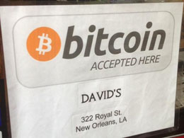 Old meets new: New Orleans antique shop accepts bitcoin