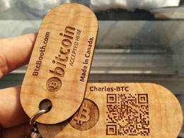 Canadian Man Builds World's First Wooden Bitcoin Wallet