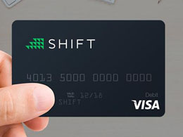 Coinbase and Shift Payments Introduce a Visa-branded Bitcoin Debit Card That Works Everywhere Visa is Accepted