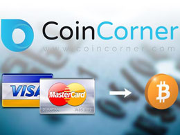 CoinCorner Now Accepts Debit and Credit Cards for Bitcoin Purchases