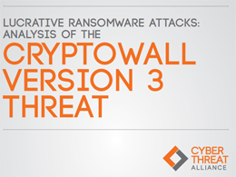 Bitcoin Ransomware Attacks Involving Cryptowall Originated from the Same Place - Report