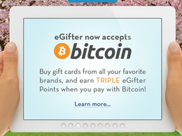 eGifter Partners with GoCoin to Accept Dogecoin, Litecoin Payments