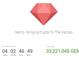 Gems Social Messaging App Raises 2000 Bitcoins