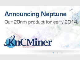 KnCMiner Announces 2TH/s Bitcoin ASIC Miner