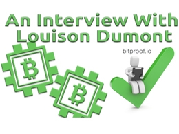 An Interview With BitProof Creator Louison Dumont