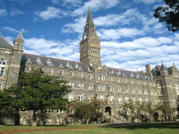 Georgetown University to Host DC Blockchain Summit