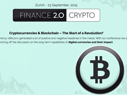 Exclusive Interview: Marc Bernegger of the Finance 2.0 Conference