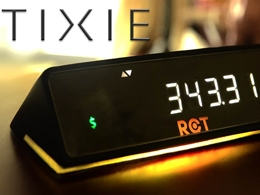 Tixie: The Bitcoin Price Ticker You Can Keep Next to the Bed