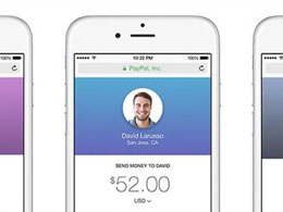 PayPal Announces Launch of PayPal. Me Peer-to-peer Payments Similar to Square Cash or Bitcoin Wallets