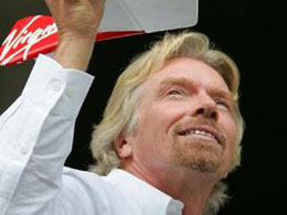 Richard Branson Supports Bitcoin, Accepts it for Space Travel