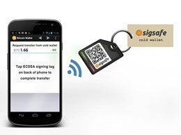 'Sigsafe' Key Tag Brings Bitcoin Payments to NFC Devices