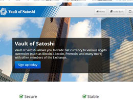 Vault of Satoshi Makes Cold Wallets Public