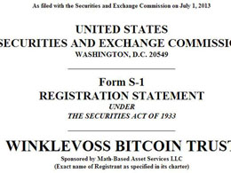 Winklevoss twins file for $20 Million IPO of bitcoin trust fund